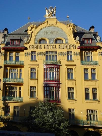 Prag_Grand Hotel