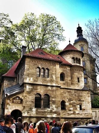 Prag_Josefov Jewish Museum