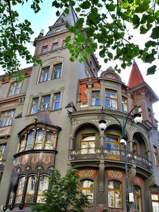Prag_Residence Brehova