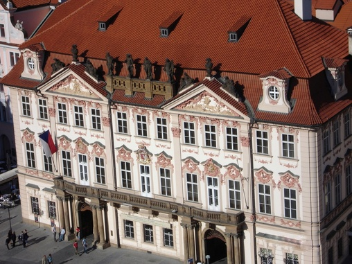 Prag_Rococo Kinsky Palace