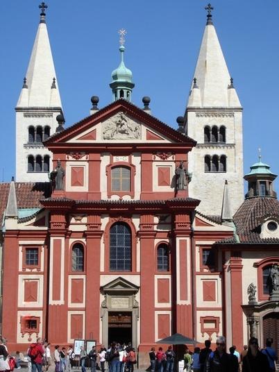Prag_Saint George Basilica