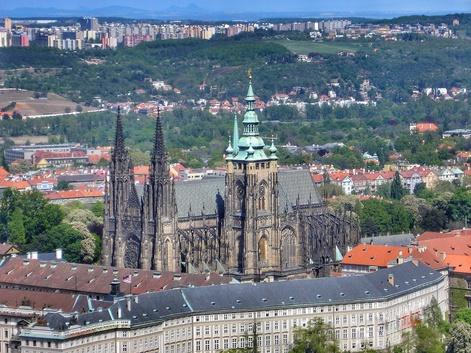 Prag_St Vitus Cathedral1