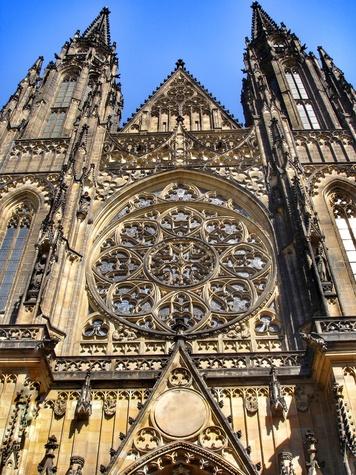Prag_St Vitus Cathedral2