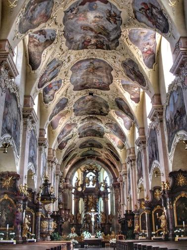 Prag_Strahov Monastery Basilica