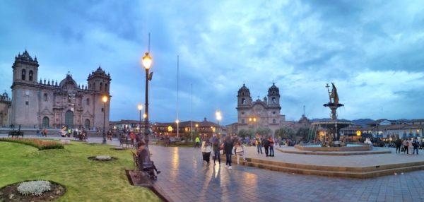 Cuzco_Plaza de Armas