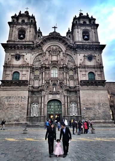 Cuzco_Church of the Society of Jesus