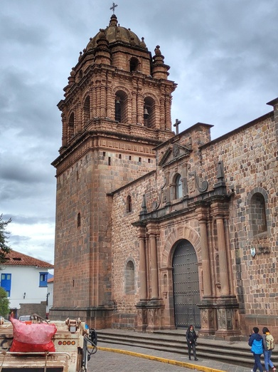 Cuzco_Convent of Santo Domingo