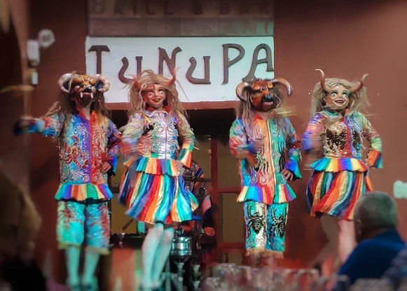 Cuzco_Novoandenean Folkloric Show