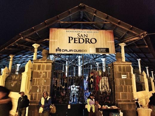 Cuzco_San Pedro Market