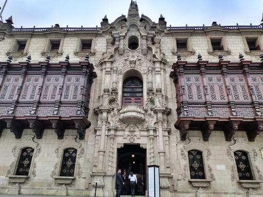 Lima_Archbisoph's Palace