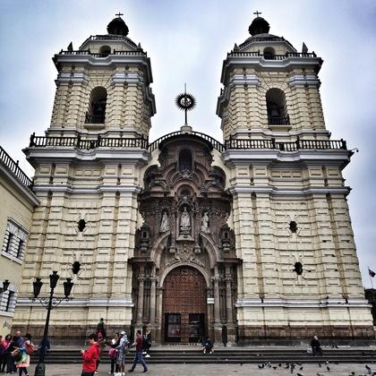 Lima_Church of San Francisco