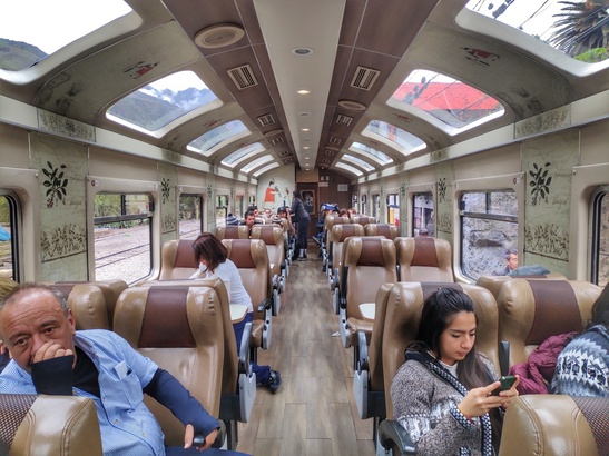 Machu Picchu_Peru Rail