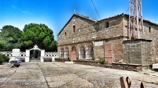 Gokceada_Agios Georgios Church