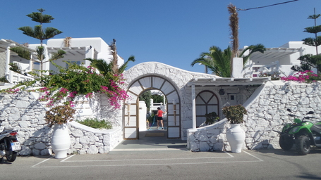 Mikonos Architecture 4
