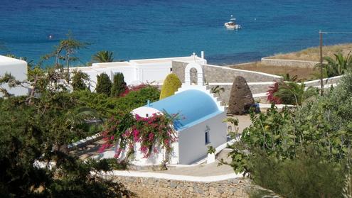 Mikonos Churches 2