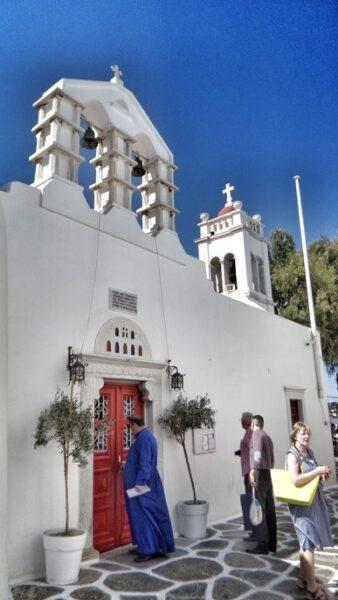 Mikonos Churches 5