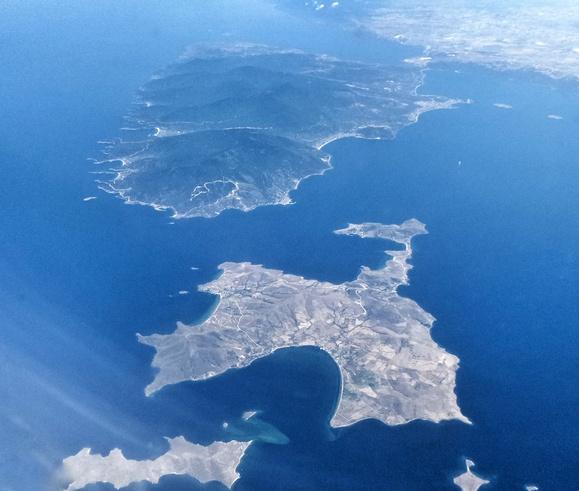 Mikonos Neighbor Islands