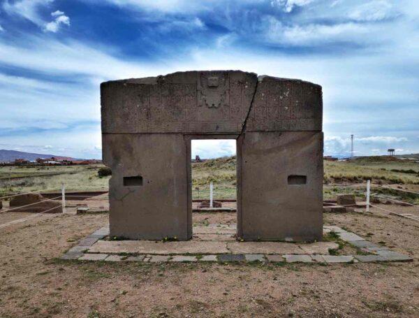 Bolivia-Tiwanaku_Puerta del Sol