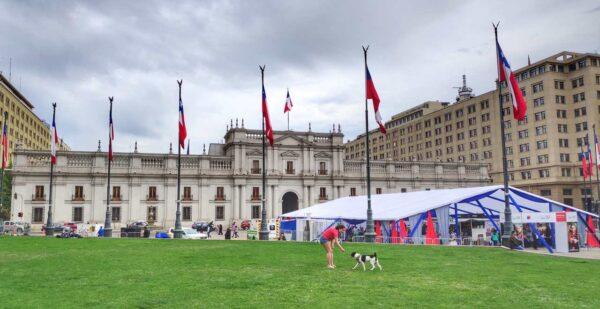 Chile-Santiago-Mondea Palace