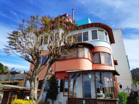 Chile-Valparaiso-La Sebastiana