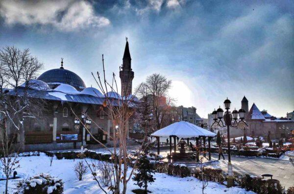 Erzurum_Yakutiye Madrasah