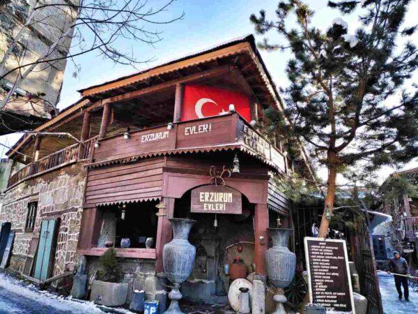 Erzurum_Old Houses 1