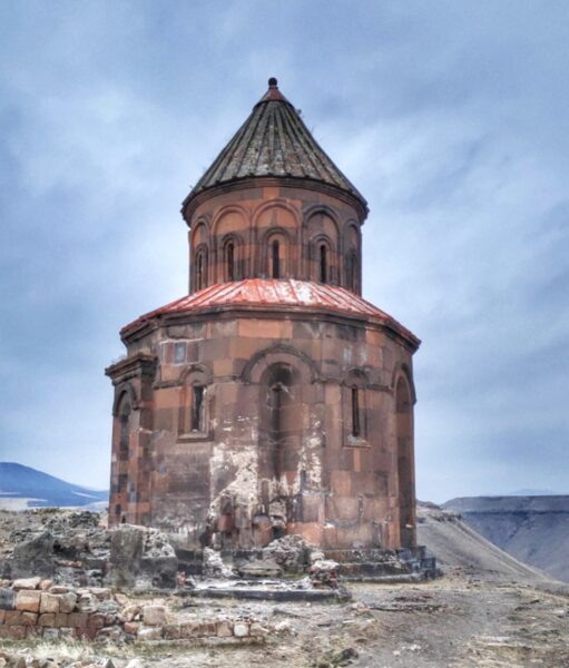 Kars_Ani_Abughamir Polatoglu Church