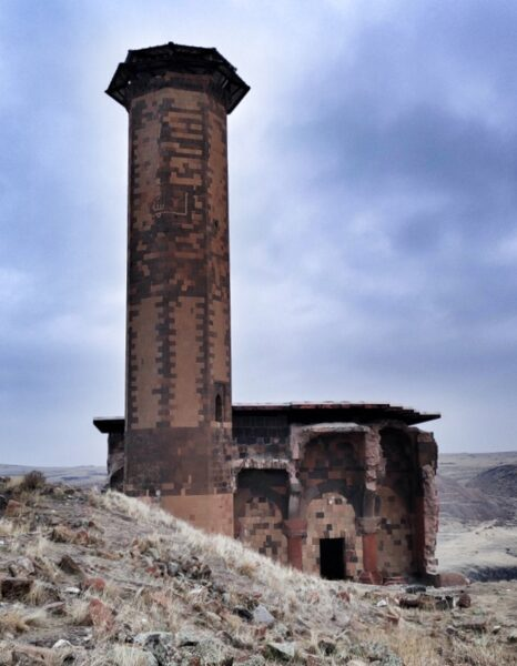Kars_Manuçehr Mosque