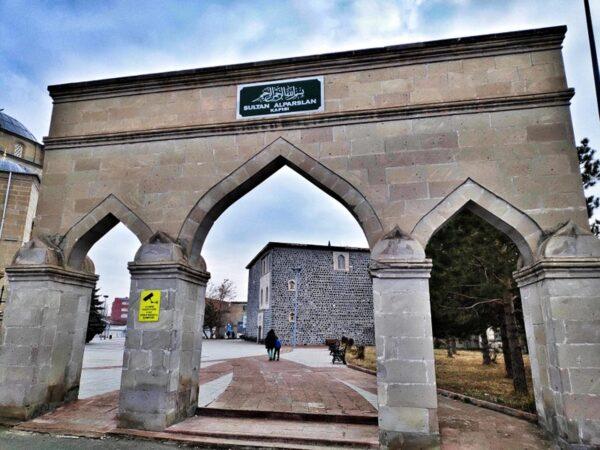 Kars_Castle Gates 1