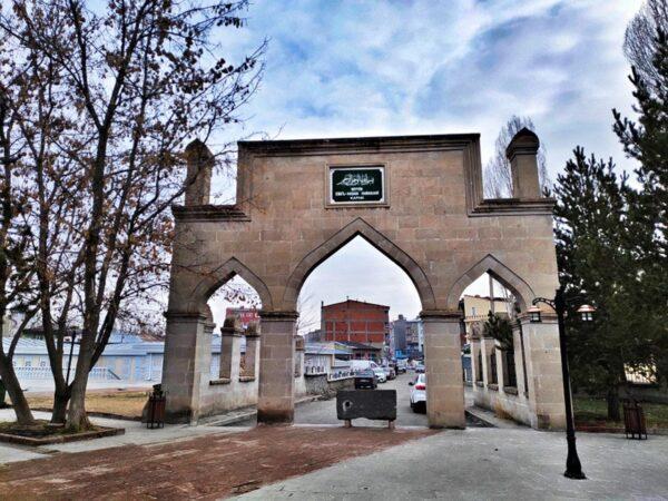 Kars_Castle Gates 2