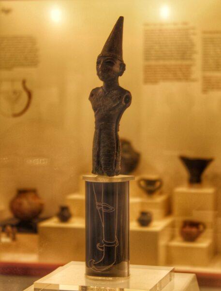 Amasya_Museum_Storm God Tesup