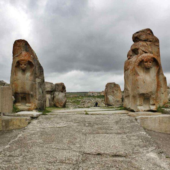 Corum_Alacahoyuk_Sphinx Gate