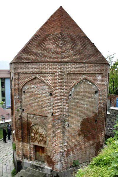 Tokat_Kirkizlar Tomb
