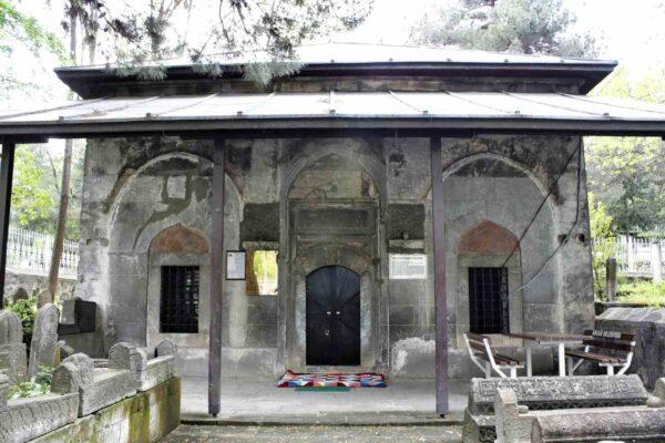 Tokat_Melik Ahmet Danisment Tomb (2)