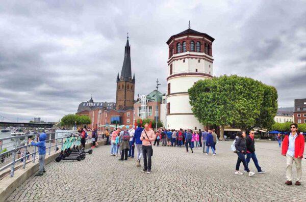 Dusseldorf_Burgplatz
