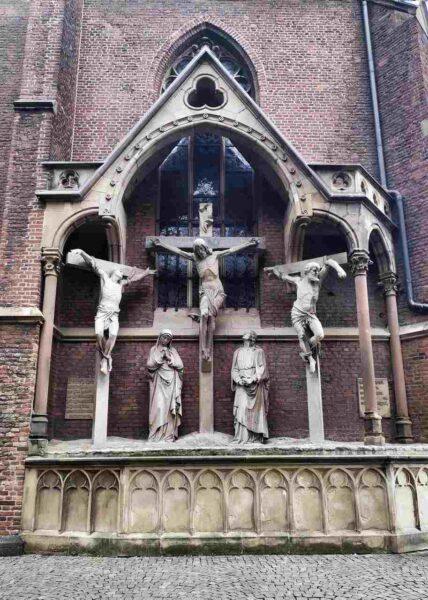Dusseldorf_St. Lambertus Basilika (3)