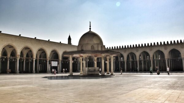Egypt_Cairo_Mosque of Amr Ibn Al-Aas (2)