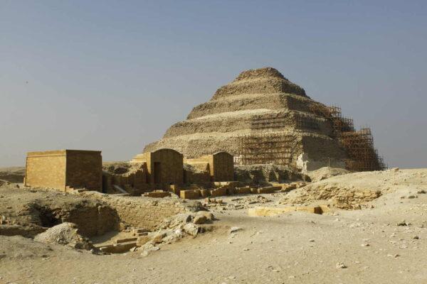 Egypt_Saqqara_Step Pyramid