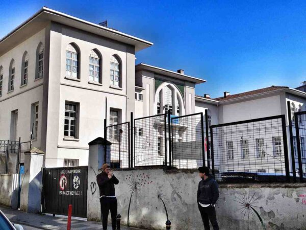 Yeldegirmeni_Gazi Mustafa Kemal Pasa Primary School