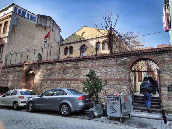 Yeldegirmeni_Hemdat Israel Synagogue
