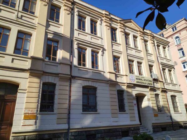Yeldegirmeni_Kemal Ataturk High (Former French) School