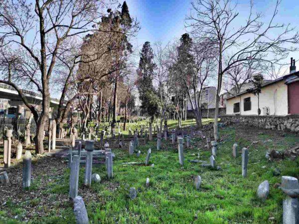 Yeldegirmeni_Ottoman Cemetery